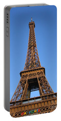 Eiffel Tower 2005 Ville Candidate Portable Battery Charger