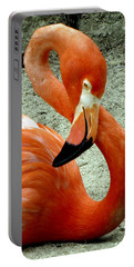 Figure Eight Flamingo Portable Battery Charger