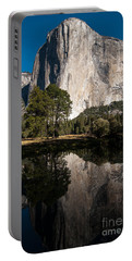 El Capitan In Yosemite 2 Portable Battery Charger
