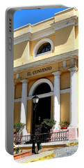 El Convento Hotel Portable Battery Charger