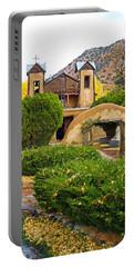 El Santuario De Chimayo Study 6 Portable Battery Charger