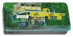 El Yunque Rainforest Restaurant Portable Battery Charger