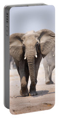 Elephant Bathing Portable Battery Charger