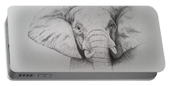 Elephant Portable Battery Charger by Ele Grafton