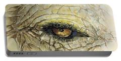 Elephant Eye Portable Battery Charger