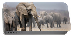 Elephant Feet Portable Battery Charger