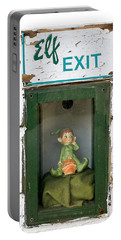 elf exit, Dubuque, Iowa Portable Battery Charger