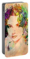 Elizabeth Taylor Portable Battery Charger