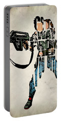 Ellen Ripley From Alien Portable Battery Charger