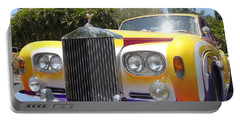 Elton John's Old Rolls Royce Portable Battery Charger