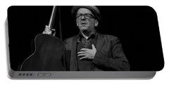 Elvis Costello Portable Battery Charger