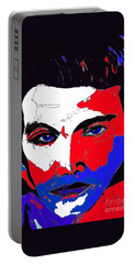 Elvis Made In The U S A Portable Battery Charger