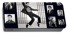 Elvis Presley - The Legend Portable Battery Charger
