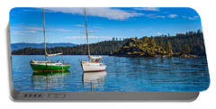 Emerald Bay Boats Portable Battery Charger