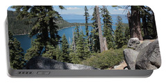 Emerald Bay Vista Portable Battery Charger