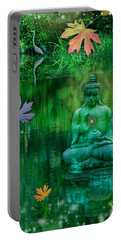 Emerald Crane Portable Battery Charger