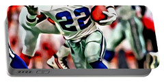 Emmitt Smith Portable Battery Charger