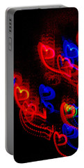 Emotions Portable Battery Charger by Rowana Ray