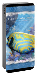 Emperor Angelfish Portable Battery Charger