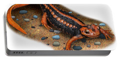Emperor Newt Portable Battery Charger
