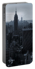 Empire State Of Mind Portable Battery Charger