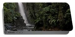 Encantada Waterfall Costa Rica Portable Battery Charger