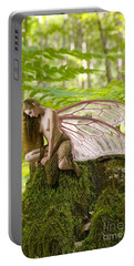 Enchanted Fairy Portable Battery Charger by Tbone Oliver