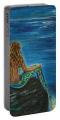 Enchanted Mermaid Beauty Portable Battery Charger