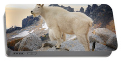 Enchantment Goat Portable Battery Charger