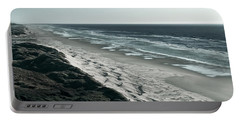 Endless Sand Dune Beach - Southern Oregon Portable Battery Charger