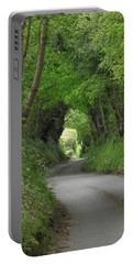 English Country Lane Portable Battery Charger