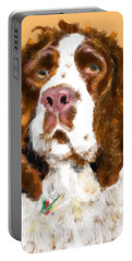 English Springer Portable Battery Charger