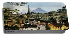 Enniskerry Panorama Wicklow Portable Battery Charger