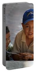 Ensenada Boys 07 Portable Battery Charger