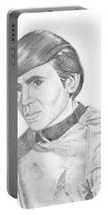 Ensign Pavel Chekov Portable Battery Charger