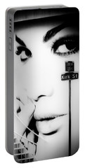Portable Battery Charger featuring the photograph Entrance To A Woman's Mind by Karen Wiles