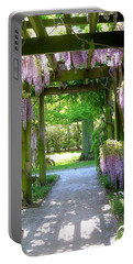 Entranceway To Fantasyland Portable Battery Charger
