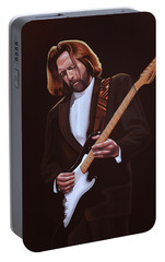 Eric Clapton Portable Battery Chargers