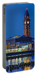 Erie Lackawanna Terminal Hoboken Portable Battery Charger