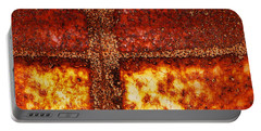 Portable Battery Charger featuring the photograph Erosion by Wendy Wilton