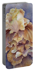 Eruption II--flower Of Rebirth Portable Battery Charger