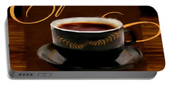 Espresso Passion Portable Battery Charger
