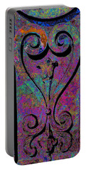 Etched Love Portable Battery Charger