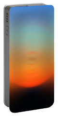 Eternal Light - Energy Art By Sharon Cummings Portable Battery Charger