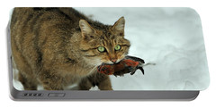 European Wildcat Portable Battery Charger