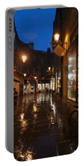 Evening After The Rain Portable Battery Charger