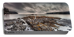 Portable Battery Charger featuring the photograph Evening At Mill's  Bay by Steven Reed
