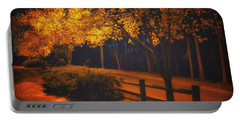Evening Glow Portable Battery Charger