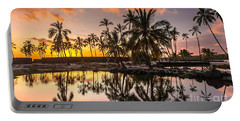 Evening In Paradise Portable Battery Charger