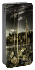 Portable Battery Charger featuring the photograph Evening Mood by Jean OKeeffe Macro Abundance Art